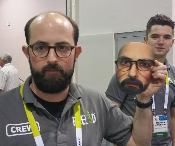 Skener Scanify využijí zejména fanoušci 3D tisku. Foto: Fuel3D Technologies Limited