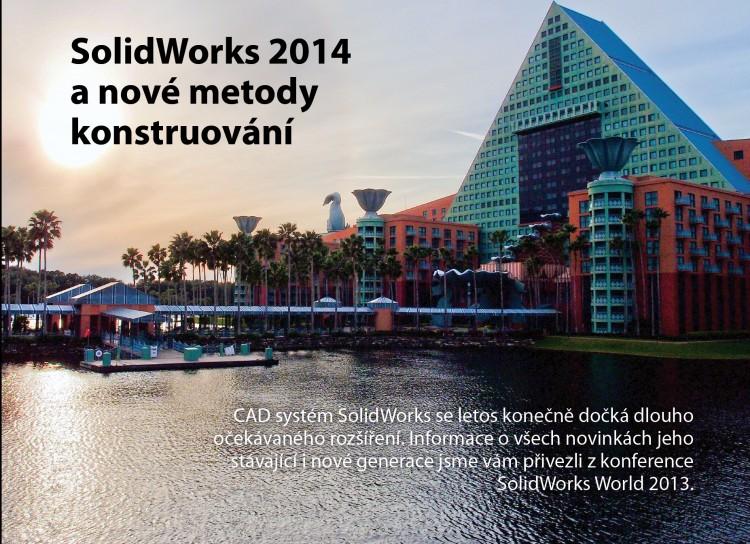 Solid Works a nové metody konstruování