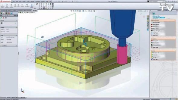 Prostřednictvím Delcamu upevní Autodesk svoji sílící pozici mezi uživateli konkurenčního CAD systému SolidWorks, pro který bude nabízet Delcam for SolidWorks a již dříve získaný HSMWorks.