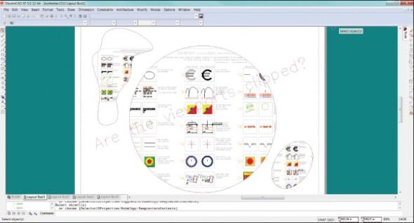 DoubleCAD XT potěší schopností zpracovat modely ze softwaru SketchUp zejména uživatele ze stavebních oborů.