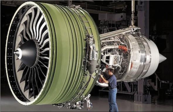 Firma GE Aviation plánuje využití prvků vytvořených 3D tiskem přímo v letadlových motorech, které produkuje.