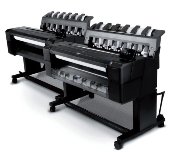 HP Designjet T920 a T1500