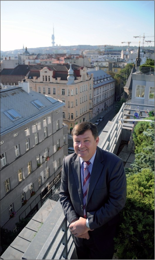 Ján Gajdoš má v Dassault Systèmes na starosti největší zákazníky na českém, slovenském, polském a maďarském trhu.