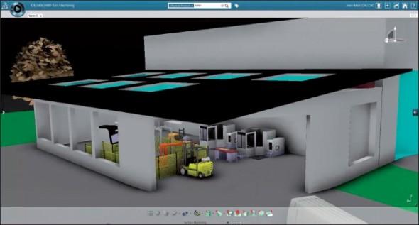 Nabídka aplikací Dassault Systèmes dalece přesahuje nástroje pro samotný vývoj produktů a slibuje poskytnutí realistického zážitku z virtuálního světa.