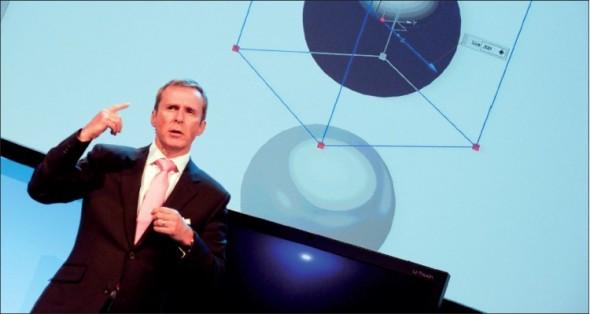 Paul Brown prezentuje nový nástroj Realize Shape pro snadnou tvorbu komplexních ploch v systému NX 9.
