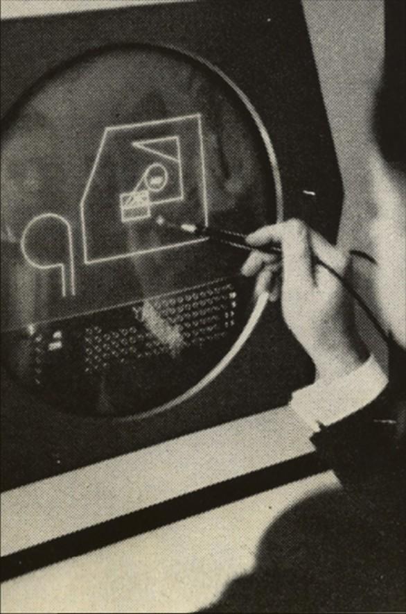 První grafický systém pro konstruování, který by šlo označit za CAD, vynalezl v roce 1962 doktor Ivan Sutherland. Říkal mu Sketchpad.