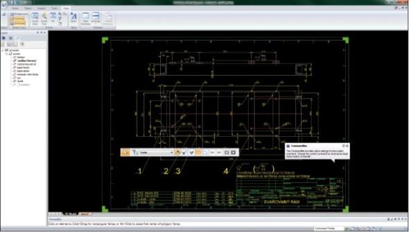 Solid Edge 2D Drafting je samostatná aplikace pro jednoduchou tvorbu a úpravy výkresů, vhodná zejména pro uživatele 3D softwaru Solid Edge ST.