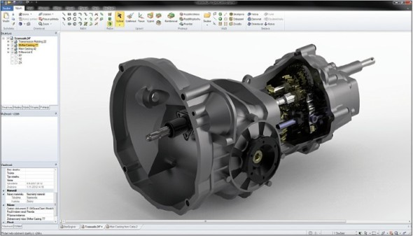 """Čtenáři magazínu NASA TechBriefs rozhodli o přidělení ceny """"Produkt roku 2012"""" CAD systému SpaceClaim. Redaktoři zmíněného titulu jej předtím zařadili mezi """"produkty měsíce"""", čímž se snaží upozornit na produkty, jež podle ní mají výjimečný technický přínos a praktickou hodnotu pro uživatele."""