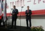 Úvodního slova Zákaznických dnů se ujal spolumajitel a generální ředitel Michele Tajariol