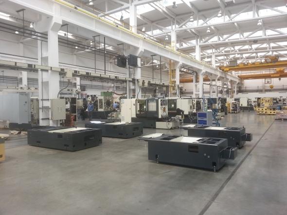 Jako každý rok měli návštěvníci jedinečnou příležitost nahlédnout do výrobních prostorů společnosti Tajamac-ZPS