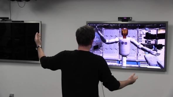 Kinect za pomoci kamery detekuje a sleduje lidské tělo. Foto: Gameblog.fr
