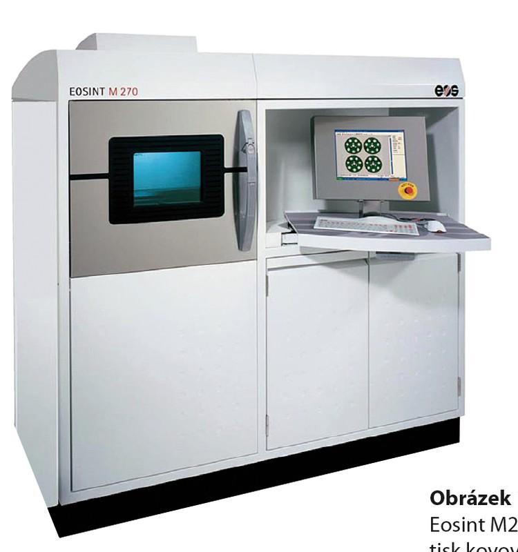 Technologie DMLS při opravách forem