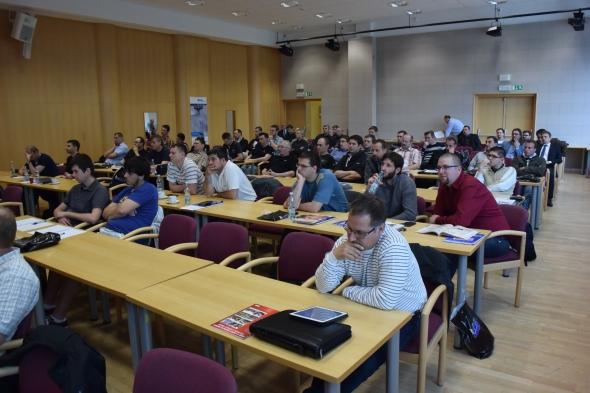 Odborný seminář proběhl naNové aule vOstravě-Porubě. Foto: Jiří Kratochvíl