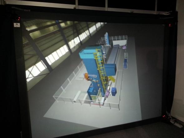 …pro prezentaci výrobního sortimentu zvolila interaktivní virtuální prostředí ve 3D.
