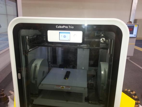 Aditivní výrobu používá Sandvik Coromant pro 3D tisk prezentačních nástrojů.