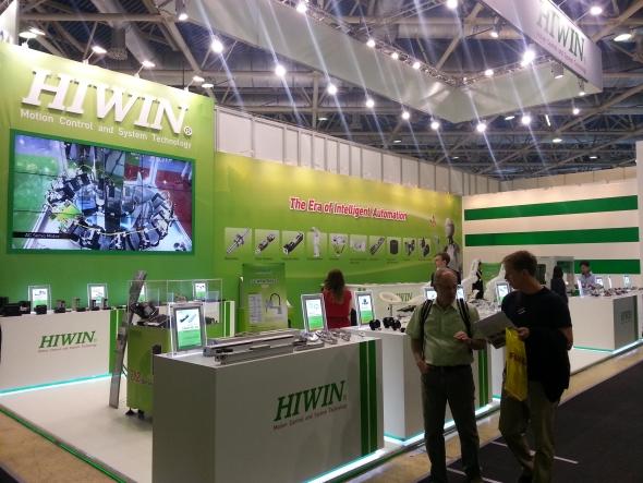 Hiwin je dnes ve mnoha zemích světa synonymem pro vysoce kvalitní komponenty lineární techniky.