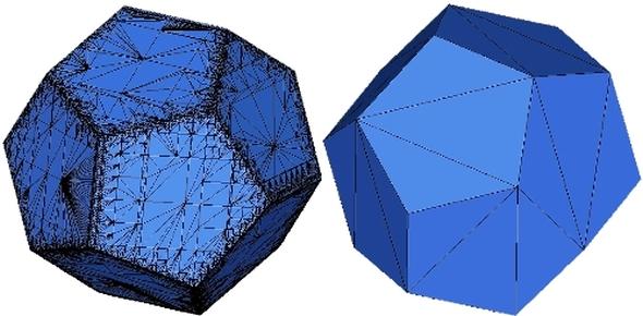 Kvalita zobrazovaného modelu se zvýšila redukcí trojúhelníků. Foto: MetalWorks