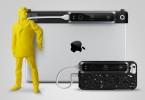 V aplikaci iSense můžete připravit digitální data pro 3D tisk. Foto: Cubify.com
