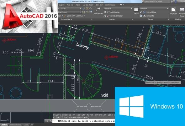 Windows 10: Jak se vyvíjí podpora řešení od Autodesku?