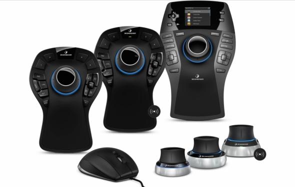 Spolohovacím zařízením od 3Dconnexion můžete zvýšit komfort a produktivitu práce. Foto: Onshape