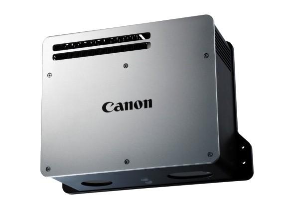 Hlava systému strojového 3D vidění (foto: Canon)