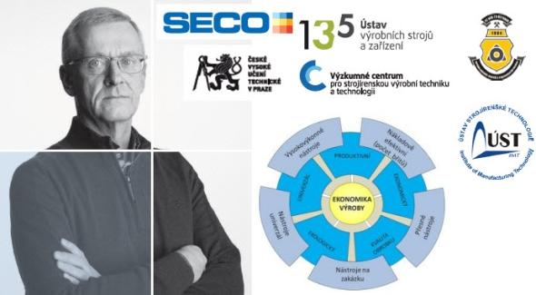 Odborný seminář vedený Patrickem de Vosem se uskuteční za podpory českých univerzit.