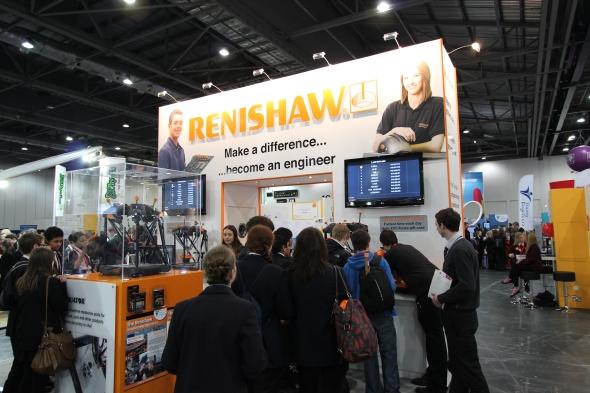 Renishaw má zastoupení i české zastoupení. Na letošním MSV bude vystavovat v pavilonu P na stánku 058. Pokud se chystáte i na veletrh EMO, tak hlavním tématem expozice (stánek D15 v hale 5) bude rychlost měření a jednoduchost obsluhy měřicích systémů a vystavovat bude rozsáhlý sortiment technologie 3D tisku kovových prášků. Foto: Renishaw