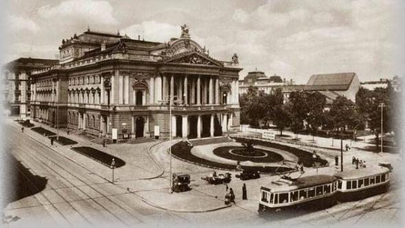 VMahenově divadle se svítí již více než 130 let. Foto: Národní divadlo Brno