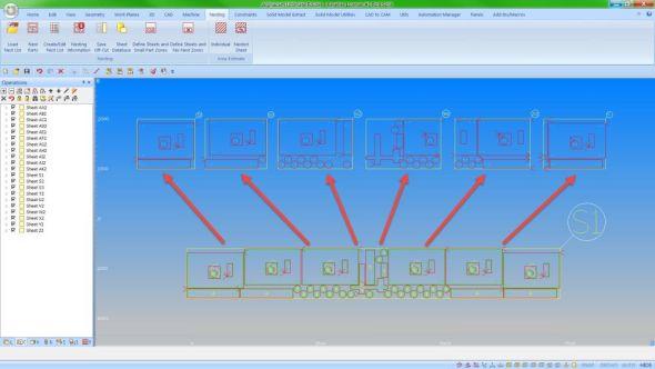 Nová funkce Automation Manager umožňuje hromadné zpracování digitálních dat. Foto: Vero Software