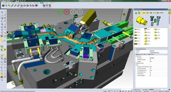 Workshop: Výroba forem a reverzní inženýrství