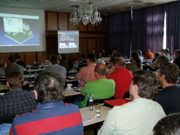 Setkání škol 2015 bude pořádat 3E Praha Engineering ve spolupráci se VOŠ, SPŠ a SOU Strakonice. Foto: 3E Praha Engineering