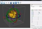 Prostředí stávající aplikace 3DimMaker, kterou si zájemci mohou bezplatně vyzkoušet (zdroj: 3Dim Laboratory)