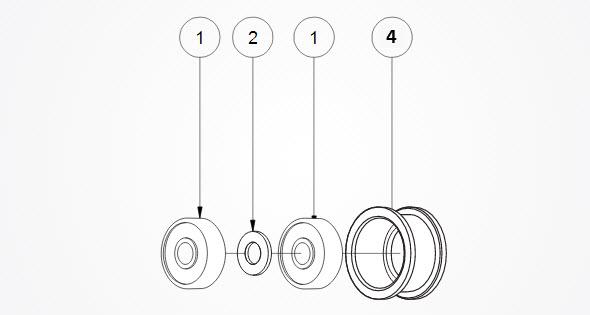 Postup montáže kladky [1]
