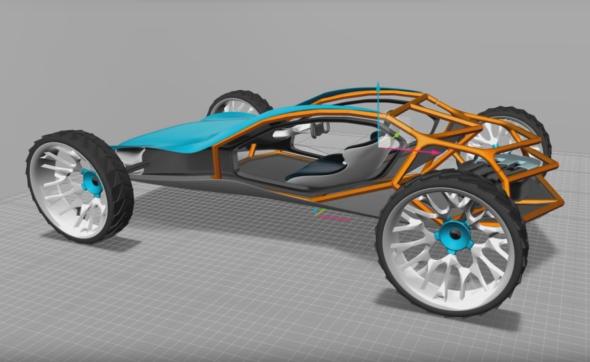 Vychází Vectary – nový slovenský on-line 3D modelář