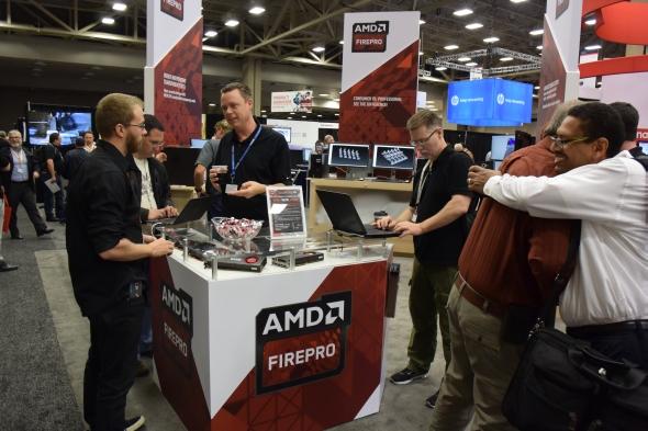 Společnost AMD radila uživatelům, jakou zvolit grafickou kartu nebo procesor