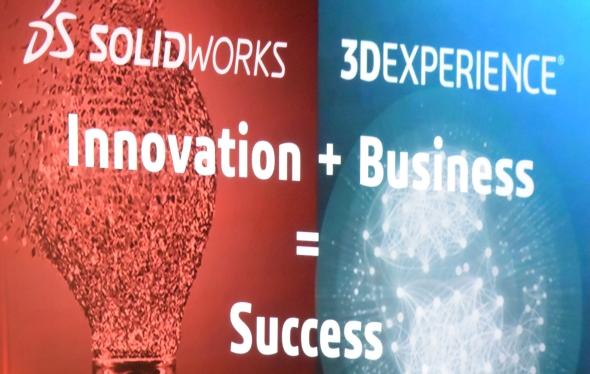 Klíčem k úspěchu je kreativní myšlení. Inspirativní projekty řešené s platformou 3D Experience uvedl Bernard Charlès