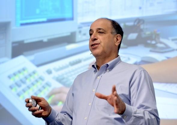 Bývalý generální ředitel Autodesku Carl Bass. Foto: Jan Homola