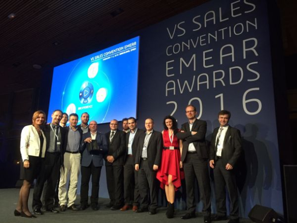 Technodat dostal obchodní výsledky v roce 2015 dvě ocenění. Foto: Technodat