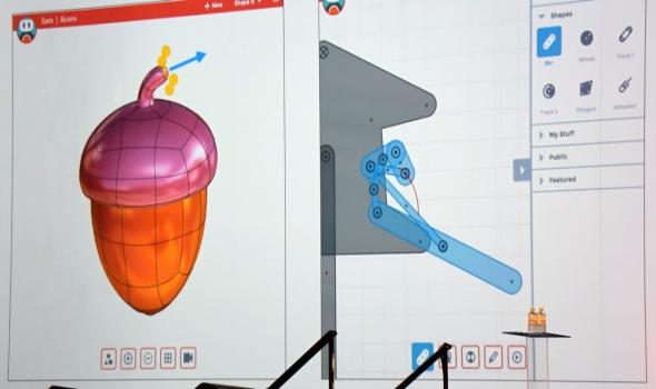 O vydání zcela nového řešení SolidWorks App for Kids informovala společnost dassault Systèmes na konferenci SolidWorks World 2016 v Dallasu