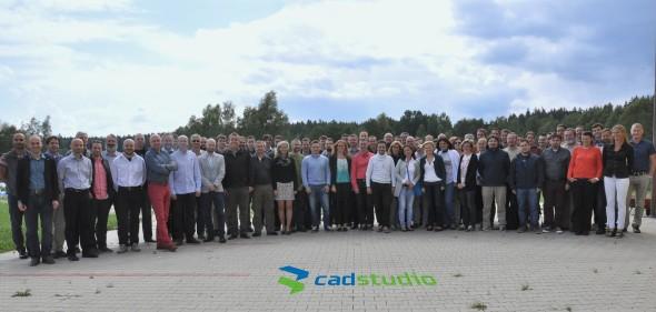 Tým CAD Studia se rozrostl už na 88 pracovníků