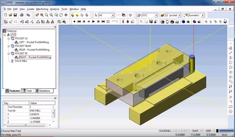 Portál CAD/CAM řešení Esprit získal modernější vzhled