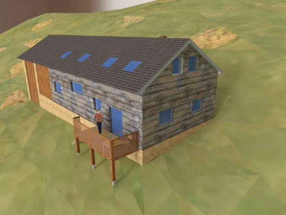 SketchUp: Jak vytvořit model terénu z dostupných 3D dat