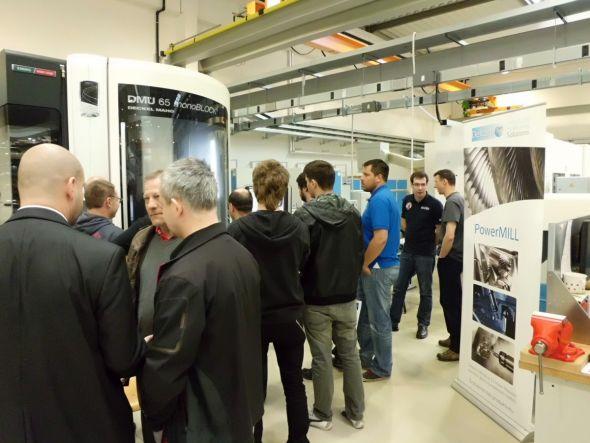 Delcam Česká republika a DMG Mori lákají na předváděcí dny ukázkami programování a obrábění na CNC obráběcích strojích