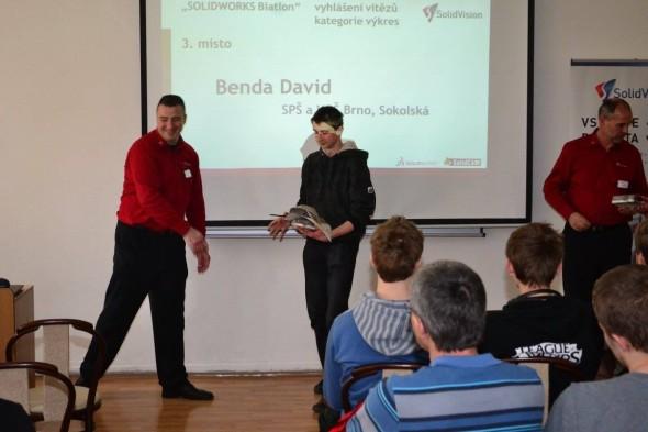 1-MujSolidWorks-soutez-CAD-3D-navrhovani-Hranice-SolidWorks-2016-3 V odpolední části proběhlo vyhlášení výsledků soutěže ve 3D navrhování