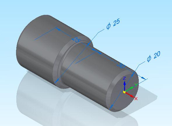 Model čepu si uložte, příště si vyzkoušíme přidat materiál i tvorbu jiných prvků