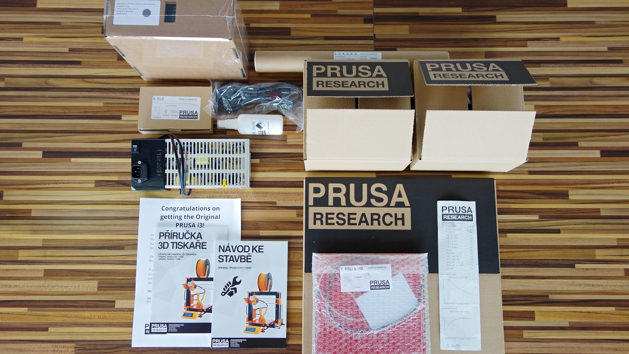 Stavíme 3D tiskárnu #1: Představení české stavebnice i3 (video)