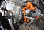 Mimořádnou přesnost dráhy robotu zajišťuje druhý enkodér. Foto: Kuka