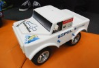 Vítězný model v soutěži Land Rover ve školách