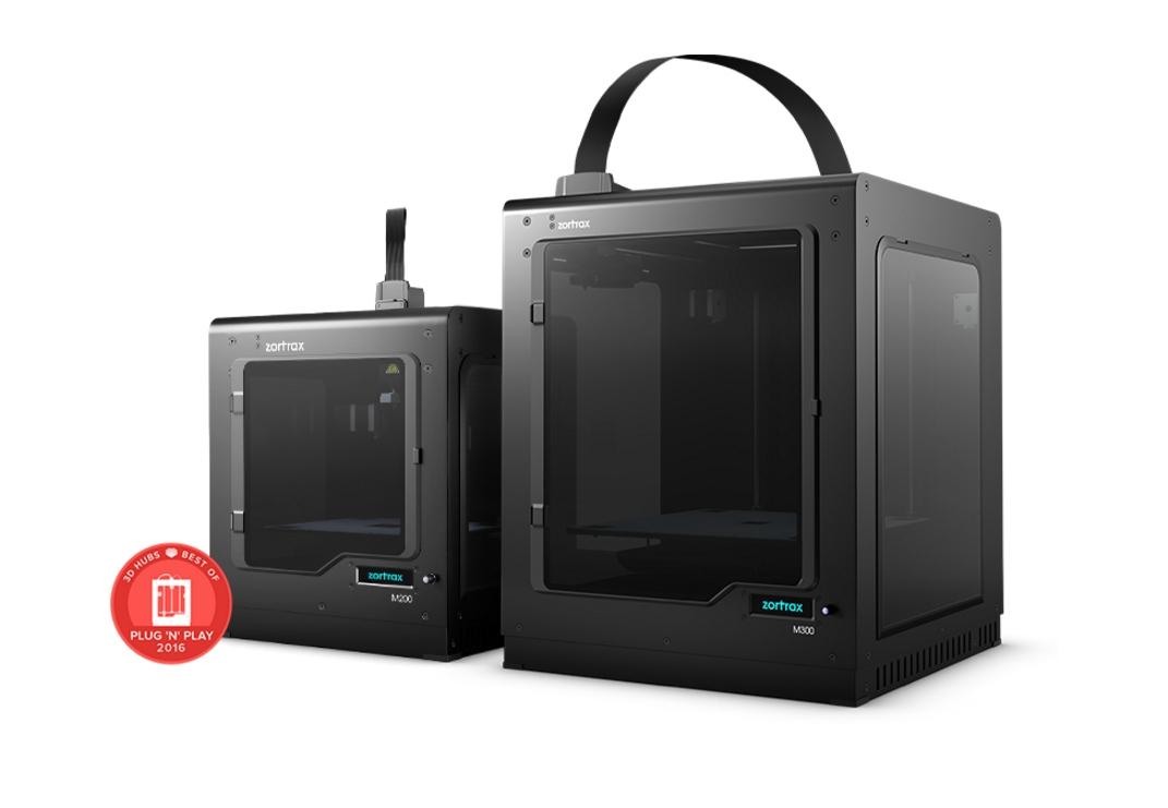Nový Zortrax M300 přináší větší objem pro 3D tisk