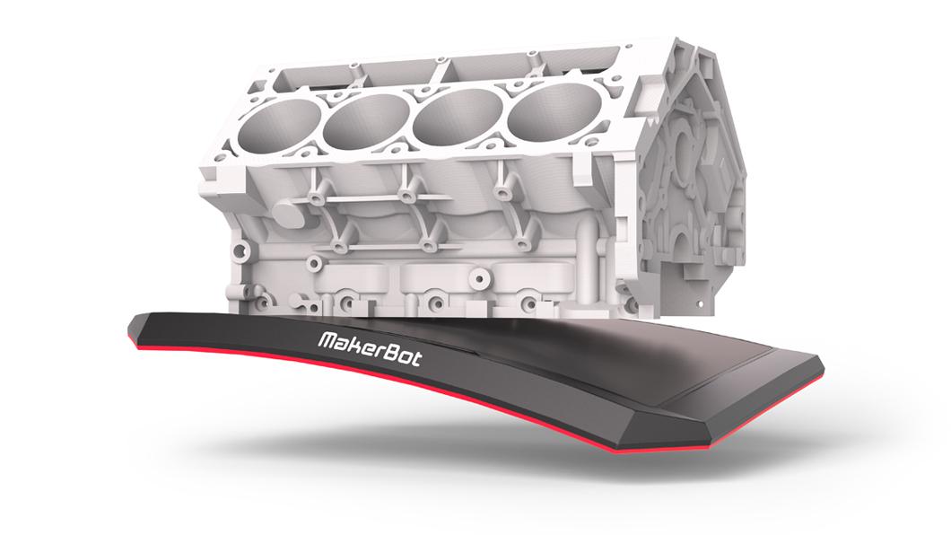 Nová FDM tiskárna MakerBot chce zaujmout konstruktéry